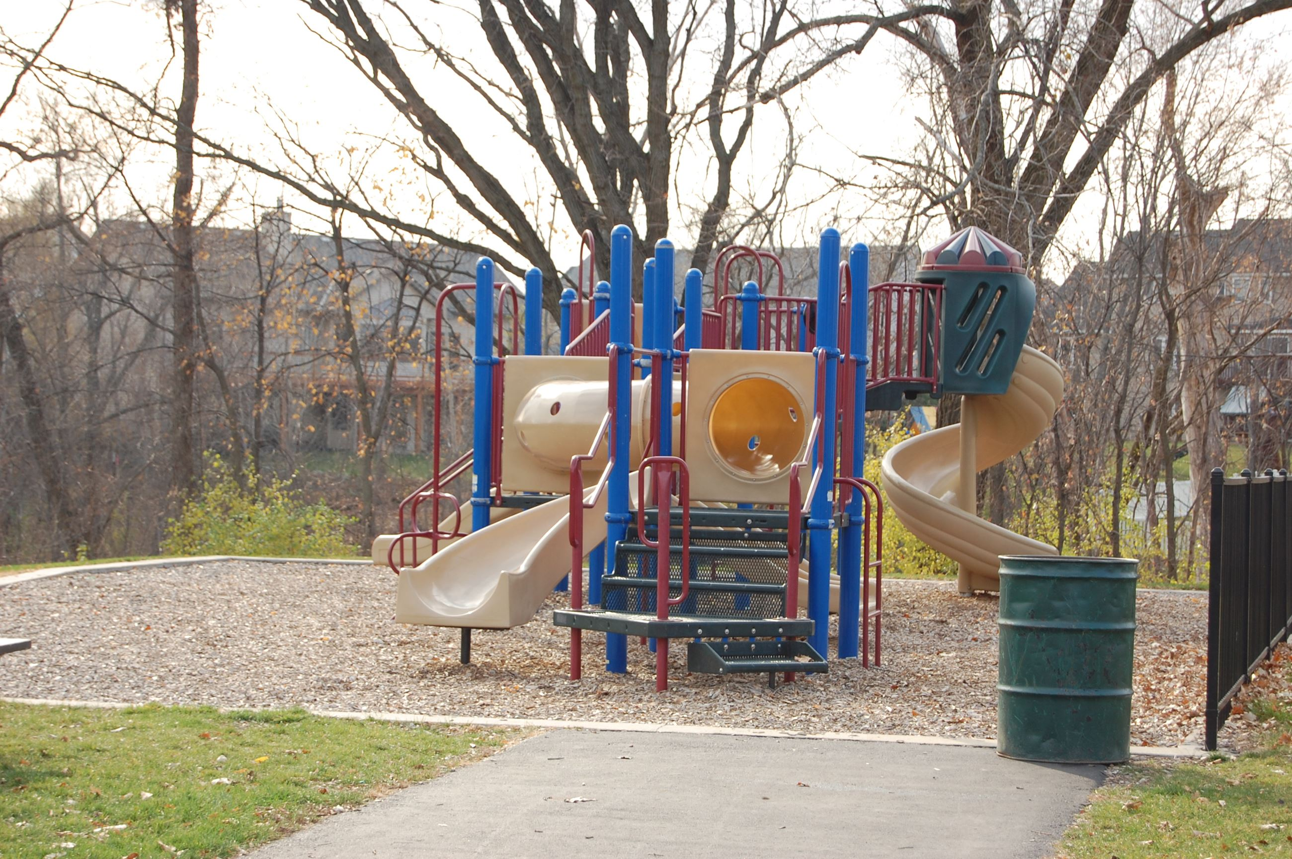 Southern Lakes Park Playground